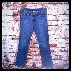 🍀 Lucky Brand Bootcut Jeans 🍀 Size 8